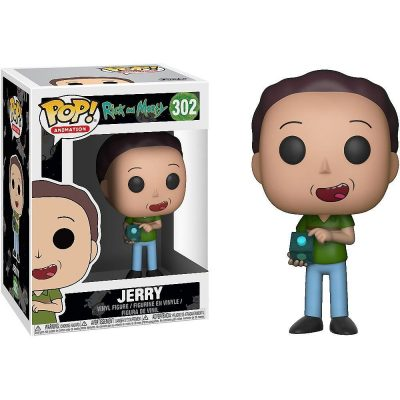 100136 hafbim - Rick And Morty Shop