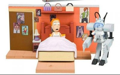 Hot Anime Figure Rick with Morty Collection Action Building Figure Toys Grandpa Rick Room Decoration Gifts.jpg 640x640 2 - Rick And Morty Shop
