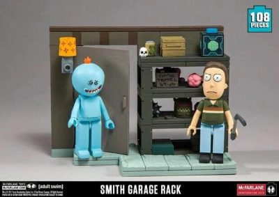 Hot Anime Figure Rick with Morty Collection Action Building Figure Toys Grandpa Rick Room Decoration Gifts.jpg Q90.jpg 1 - Rick And Morty Shop