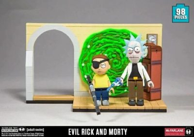 Hot Anime Figure Rick with Morty Collection Action Building Figure Toys Grandpa Rick Room Decoration Gifts jpg Q90 jpg - Rick And Morty Shop