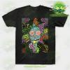Acid Rick Sanchez T-Shirt Black / S T-Shirt