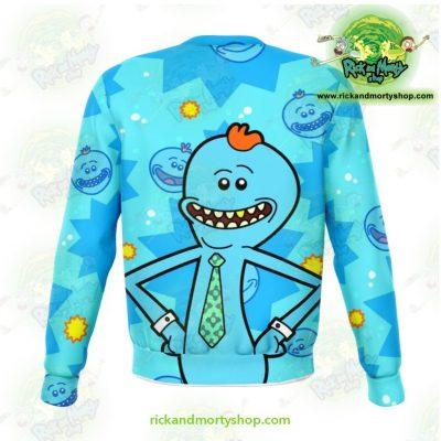 Cute Rick & Morty Meeseeks Sweatshirt Athletic - Aop