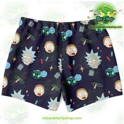 Cute Rick & Morty Swim Trunk Fashion 2021 Trunks Men - Aop