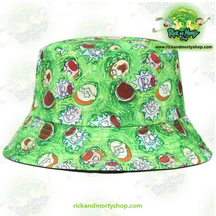 Hot Rick And Morty Bucket Hat
