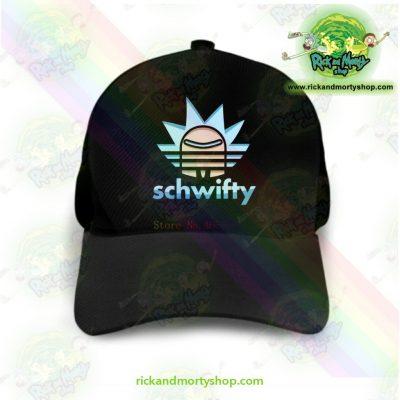 Hot Rick & Morty Schwifty Baseball Hat