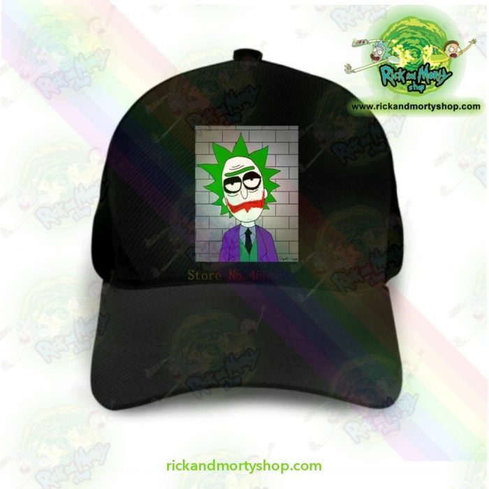 Joker Rick Baseball Hat