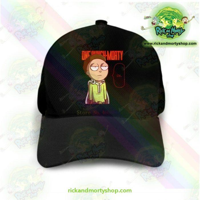Opm Ok! Morty Baseball Hat