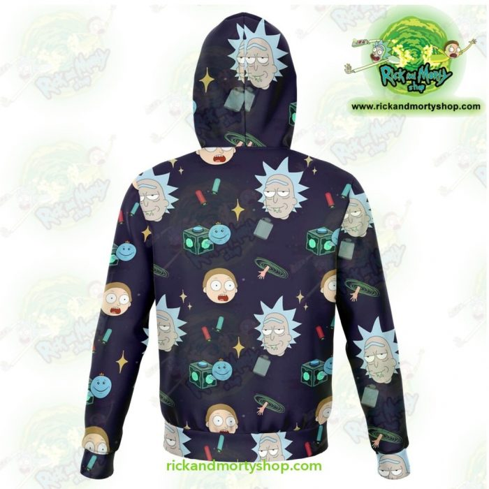 Rick And Morty 3D Hoodie Cute Fashion 2021 Athletic - Aop