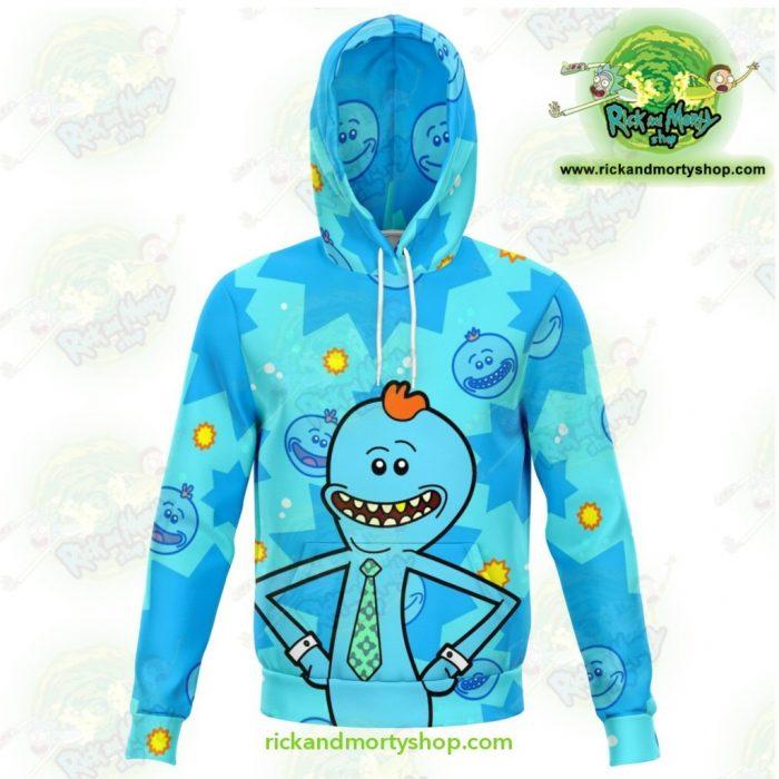 Rick And Morty 3D Hoodie Meeseeks Cute Xs Athletic - Aop