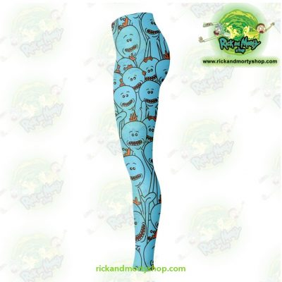 Rick And Morty 3D Legging - Many Meeseeks Leggings Aop