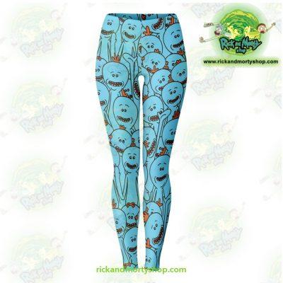 Rick And Morty 3D Legging - Many Meeseeks Xs Leggings Aop