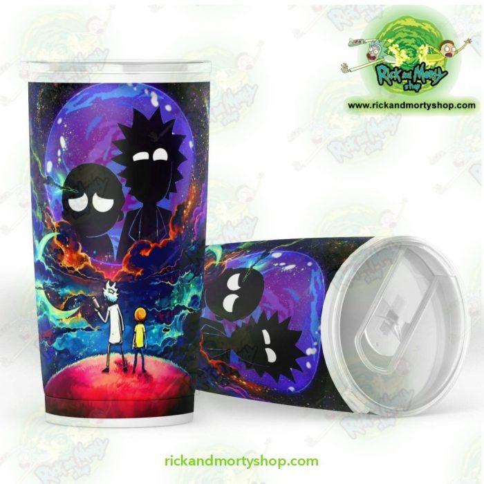 Rick And Morty Alien Sky Tumbler 20Oz - Aop