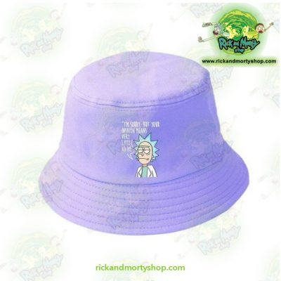 Rick And Morty Bucket Hat - Im Sorry Blue