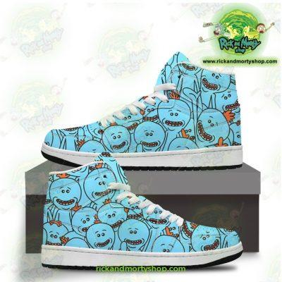 Rick And Morty Custom Jordan Sneakers - Many Meeseeks Men / Us6.5 Jd