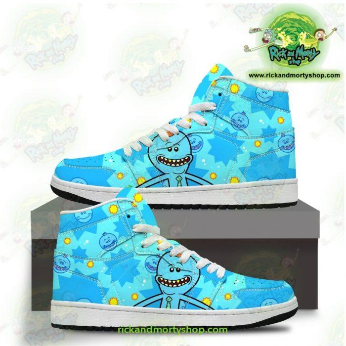 Rick And Morty Cute Meeseeks Custom Jordan Shoes Men / Us6.5 Jd Sneakers