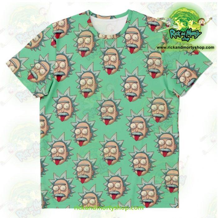 Rick And Morty T-Shirt - Funny Face Sanchez Xs