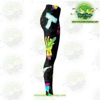 Rick And Morty Universe 3D Legging Leggings - Aop