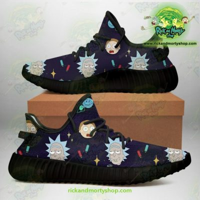 Rick And Morty Yeezy Sneakers Cute Fashion Men / Us6.5 Jd