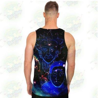 Rick & Morty Constellation Tank Top Unisex - Aop