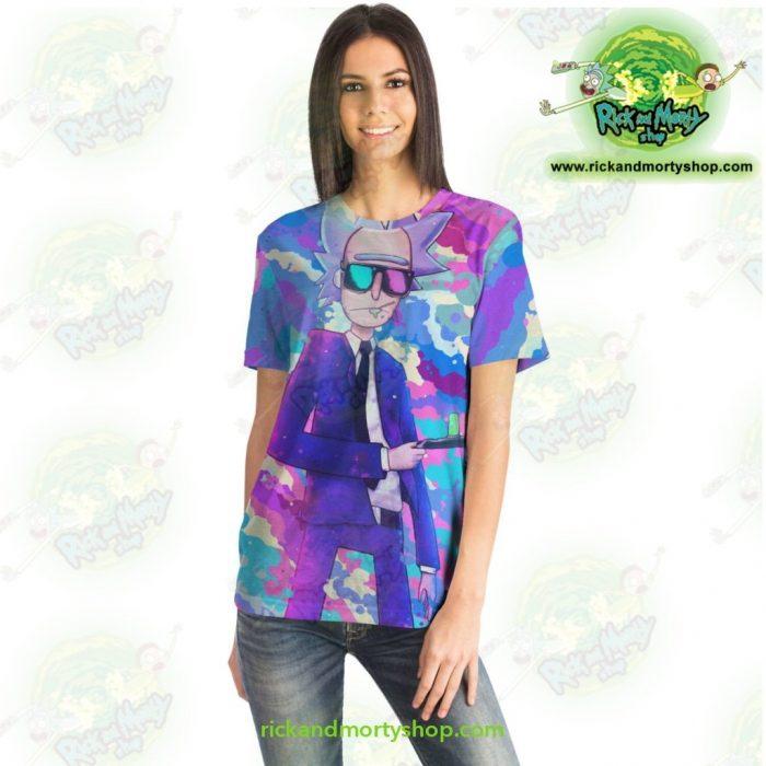 Rick & Morty - Cool Sanchez T-Shirt T-Shirt