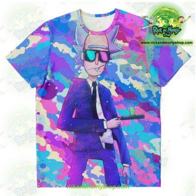 Rick & Morty - Cool Sanchez T-Shirt Xs T-Shirt
