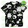 Rick & Morty Crazy C137 T-Shirt Xs