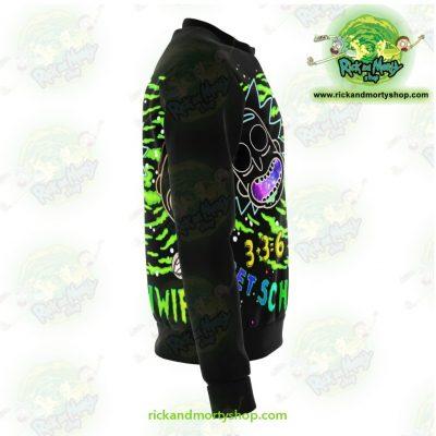 Rick & Morty Get Schwift 3D Sweatshirt Athletic - Aop