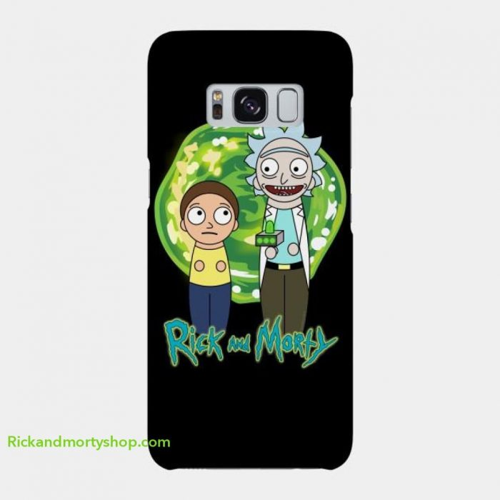 Cute Rick and Morty