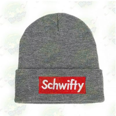Rick & Morty Schwifty Winter Knitted Hats
