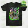 Rick & Morty Space Travel T-Shirt Black / S T-Shirt