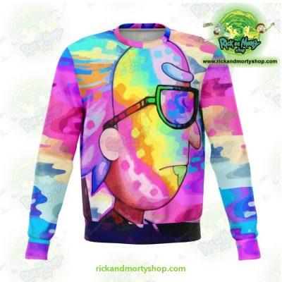 Rick & Morty Sweatshirt - Cool Sanchez Xs Athletic Aop