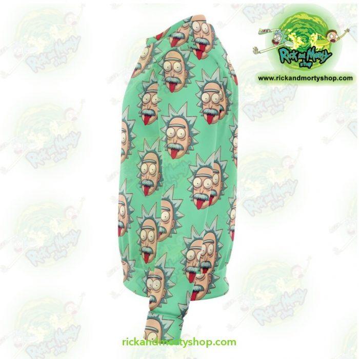 Rick & Morty Sweatshirt - Funny Face Sanchez Athletic Aop
