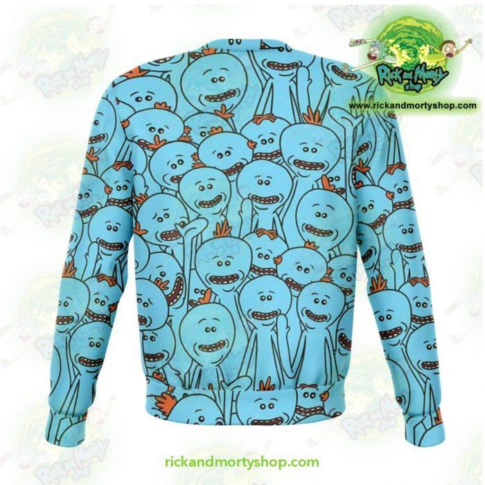 Rick & Morty Sweatshirt - Many Meeseeks Athletic Aop