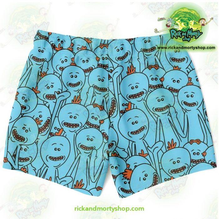 Rick & Morty Swim Trunk - Many Meeseeks Trunks Men Aop