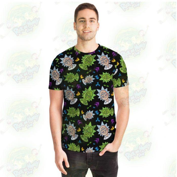 Rick & Morty T-Shirt - Cute Face Sanchez