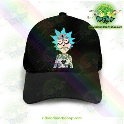 Rick & Morty Tattoos Baseball Hat