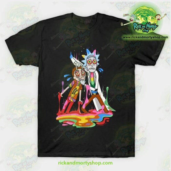 Rick & Morty Tripp T-Shirt Black / S T-Shirt