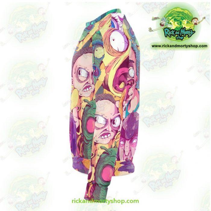 Rick & Morty Water Color 3D Sweatshirt Athletic - Aop