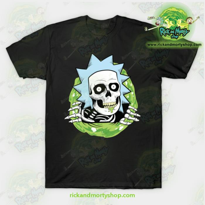 Rick Ripper T-Shirt Black / S T-Shirt