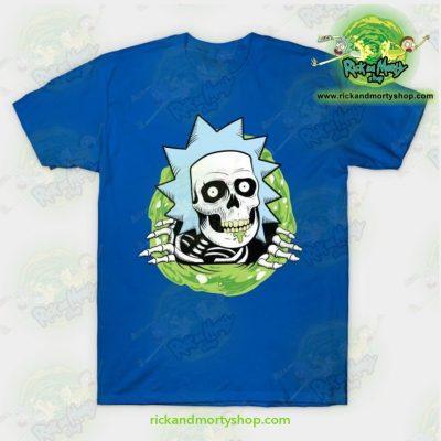 Rick Ripper T-Shirt Blue / S T-Shirt