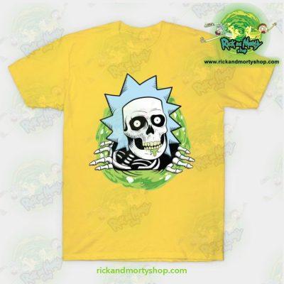 Rick Ripper T-Shirt Yellow / S T-Shirt