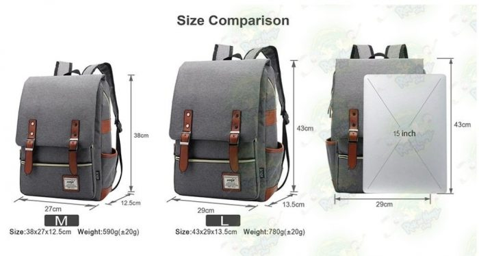 Rick Sanchez Travel Backpack