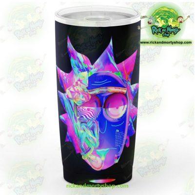 Ricks Face Diamond 3D Tumbler 20Oz - Aop