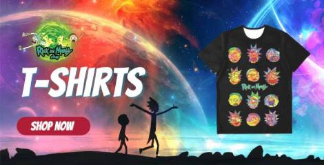 4 1 1 - Rick And Morty Shop