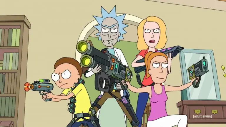 5 Reasons Why Rick And Morty Is So Good
