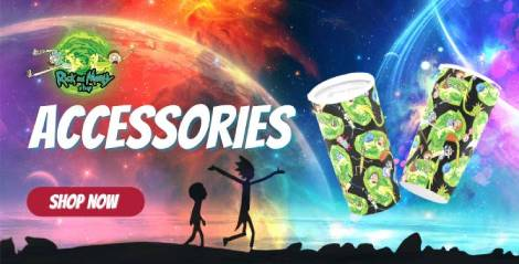 7 1 1 - Rick And Morty Shop