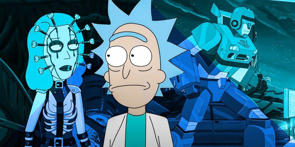 Rick and morty season 5 major reveals - Rick And Morty Shop