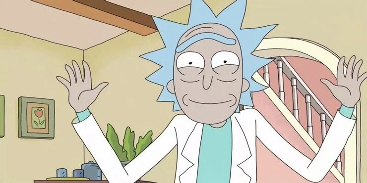 Ricks Wacky Catchphrase - Rick And Morty Shop