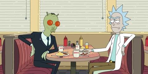 The Rickshank Rickdemption S03 E01 - Rick And Morty Shop