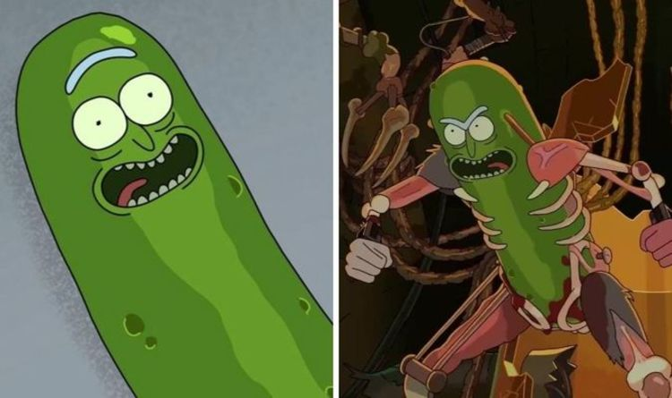 Rick and Morty: Why Rick Turned Himself Into A Pickle